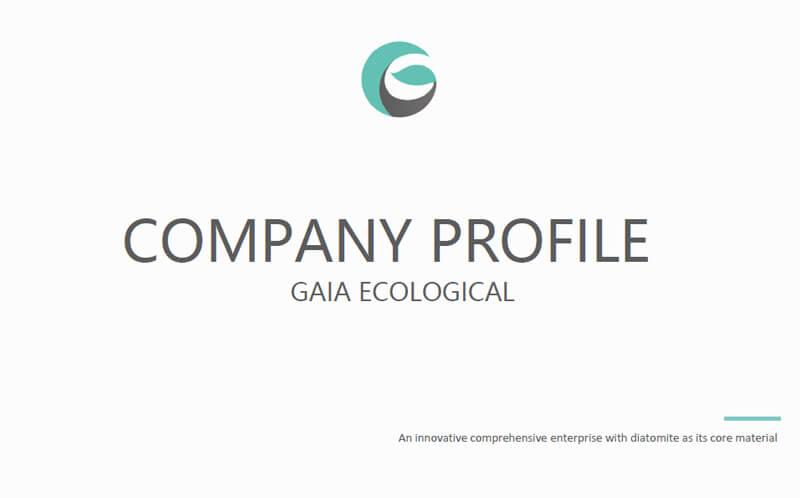 Company Profile 2019 GAIA